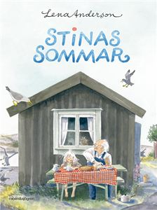 bokomslag Stinas sommar